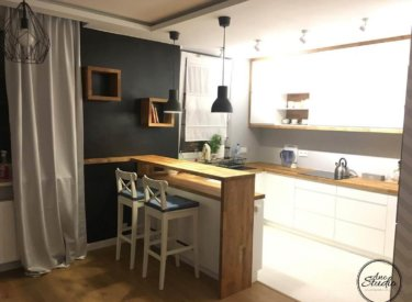 Mieszkanie – realizacja